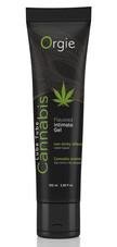 Orgie Cannabis - bizsergető vízbázisú síkosító (100ml)