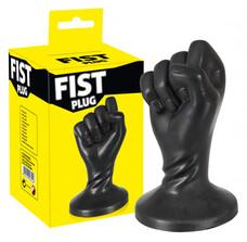 Fist Plug - ököl dildó (fekete)