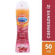 Durex Play Cherry - meggyes síkosító (50ml)
