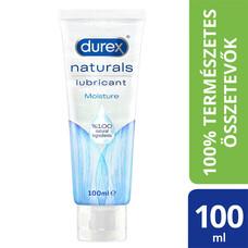Durex Naturals Moisture - hialuronos síkosító (100ml)