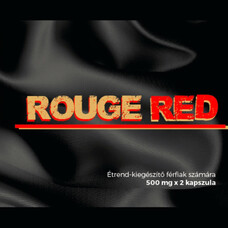 Rouge Red - étrend-kiegészítő kapszula férfiaknak (2db)