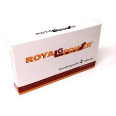 ROYAL G POWER - étrendkiegészítő kapszula férfiaknak (2db)