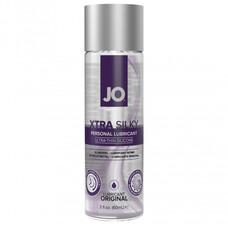 System JO Xtra Silky - szilikonos síkosító E-Vitaminnal (60ml)