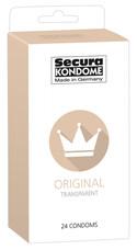 Secura Original - áttetsző óvszerek (24db)