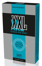 HOT XXL Volume - intim krém férfiaknak (50ml)