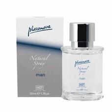 HOT Natural - feromon spray férfiaknak (50ml)