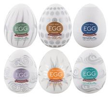 TENGA Egg válogatás II. (6db)