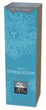 HOT Shiatsu - klitorisz stimuláló krém - menta (30ml)