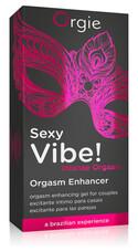 Orgie Sexy Vibe Orgasm - folyékony vibrátor nőknek és férfiaknak (15ml)