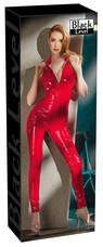 Black Level - ujjatlan lakk overall (piros) [XL]