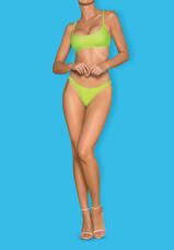 Obsessive Mexico Beach - sportos bikini (neonzöld) [S]