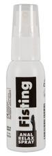 Fisting Relax - anál ápoló és hűsítő spray (30ml)