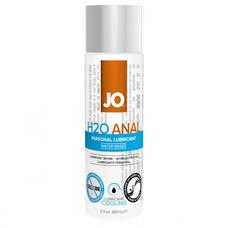 JO H2O Anal Cool - vízbázisú hűsítő anál síkosító (60ml)