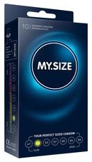 MY.SIZE óvszer - 49mm (10db)