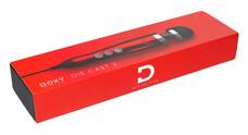 Doxy Die Cast 3 Wand - hálózati masszírozó vibrátor (piros)
