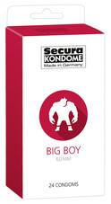 Secura Big Boy - 60mm-es óvszerek (24db)