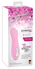 Joymatic - intelligens csikló vibrátor (világos pink)