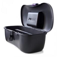 JOYBOXXX - higiénikus tárolódoboz (fekete)