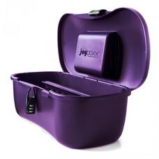 JOYBOXXX - higiénikus tárolódoboz (lila)