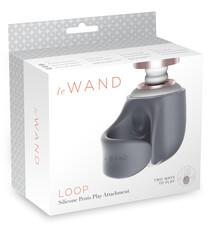 le Wand Loop - pénisz masszázsfej feltét (szürke)