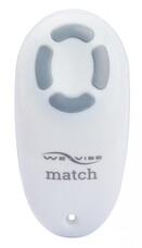 We-Vibe Match - távirányító (fehér)