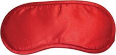 S&M - szatén szemmaszk (piros)