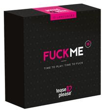 FuckMe - erotikus társasjáték szett (11 részes)