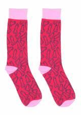 S-Line Sexy Socks - pamut zokni - fütyis [36-41]