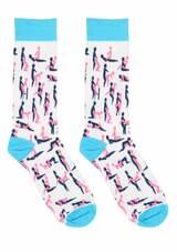 S-Line Sexy Socks - pamut zokni - kama sutra [36-41]