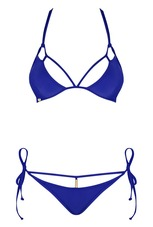 Obsessive Costarica - nyakpántos bikini (kék) [M]