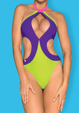 Obsessive Playa Norte - sportos trikini (neon színek) [M]
